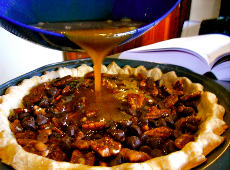 Pecan Do It Jack Daniels Chocolate Chip Pecan Pie The